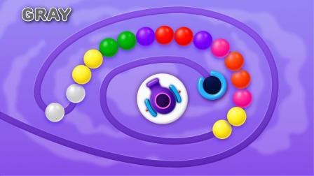 消豆豆游戏 认识颜色 学习英语 婴幼儿益智玩具卡通动画英语启蒙