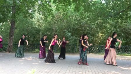 紫竹院相约紫竹广场舞---314-丫山迷歌