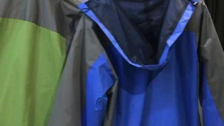 老伯爵新款品牌男装冲锋衣正品货源厂家直销