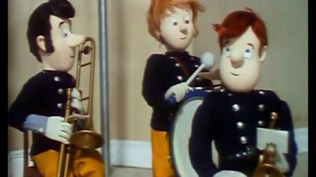 Fireman Sam to the rescue! Dis4-Movie 2