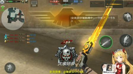 【傲娇女仆小AK】当你拥有一把老武器MG3炼狱会有什么感受
