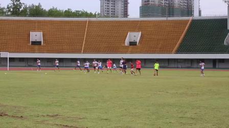 2018上汽大众青少年足球夏令营(宁波)进入第三天