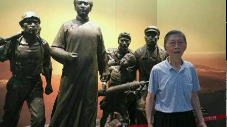 安源红色之旅--记2018年7月21日湘潭市雨湖区广场街道和平社区部分党员去江西萍乡安源参加党支部主题党日活动