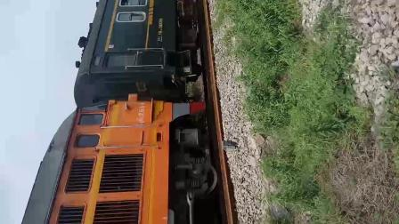 【马磁线】京局邯段DF4BK2554牵引57038次(磁山-邯郸)通过。