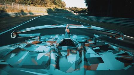 兰博基尼Aventador SVJ搭载ALA 2.0