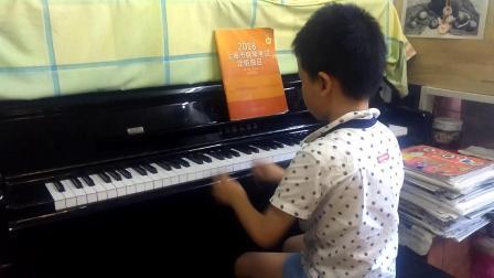 2018年上海音协钢琴考级八级_音阶_20180727