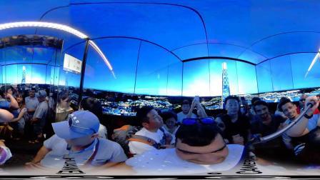 登世界第三高(500米)瞭望台VR
