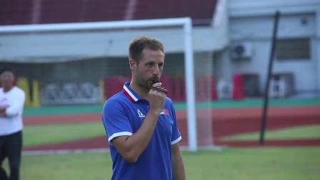 中国塞尔维亚青少年足球夏令营