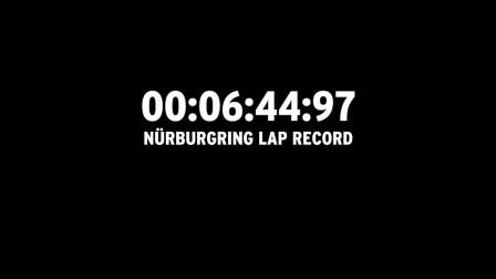 Aventador SVJ,在全长20.6公里的赛道上刷新纽北纪录