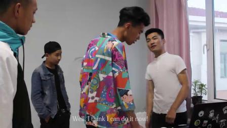 锡林郭勒职业学院艺术学院微电影《迷途》