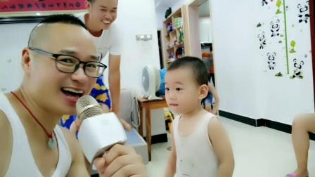 小明2018-07-27晚上去温泉朋友送全能麦克风