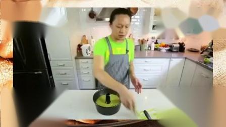 烘焙短期培训15天 蛋糕学习班 刘清蛋糕烘焙学校