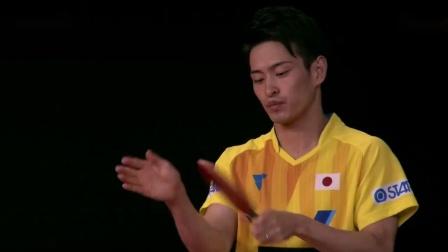 刘丁硕 CHN vs 大岛祐哉 JPN 澳大利亚公开赛 男单半决赛 - ITTFWorld的精彩视频