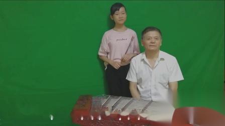 扬琴独奏曲《海燕》孙溧文伽演奏@