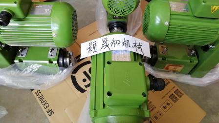 台湾颢坤(颢晟和机械)精密级主轴头。