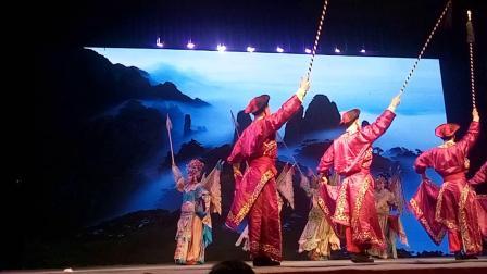 《杨门女将》山西省晋剧院青年团在狐窝村演出(第七场)