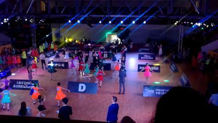 2018 07 29宝钢体育中心拉丁比赛