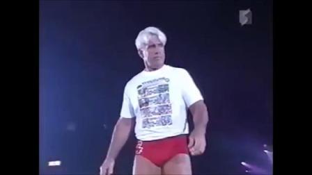 NJPW: Ric Flair VS Randy Savage 1996