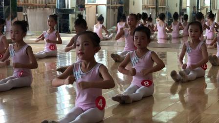 《中国舞考级-小手拍拍等》渑池艺尚舞蹈教育培训学校