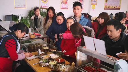正宗枣庄滕州菜煎饼原来这样做才是最好吃