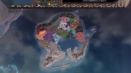 【欧陆风云看海】《异星开局VII》美利坚星球