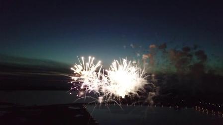 2018年杜尔伯特蒙古族自治县第二十四届那达慕大会前夜烟花序曲