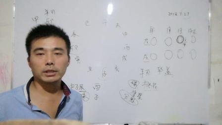 梅花易数8地支(二)