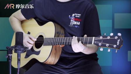 【摩尔音乐】南亮 测评 Taylor114E 吉他视听