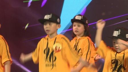 61. 集体舞《少年英雄》星耀杯2018全国校园舞蹈展演6月18日