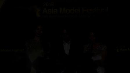 赵泰宽 , 金旻奎 2016 Asia model awards 上荣获 Asia Actor Award