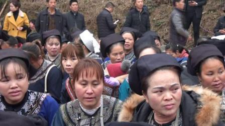 第2节2018贵州三都水族自治县周覃镇甲乃水族古寨欢迎姑妈回娘家过年