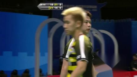 2018羽毛球世锦赛第三日最佳