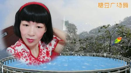广场舞雪山千年恋