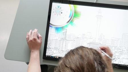 概念画板Windows 1.0版本发布视频