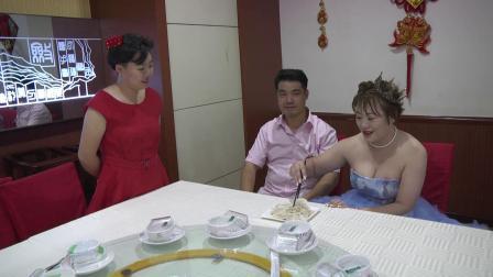天津婚礼过程