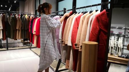阿尔巴卡大衣 品牌女装折扣批发 一手女装货源批发