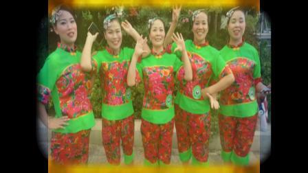 《茶香中国》石马山镇文化志愿者广场舞队