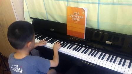 2018年上海音协钢琴考级八级_全套_20180802