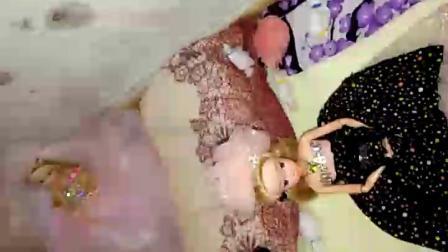 芭比娃娃的小剧场