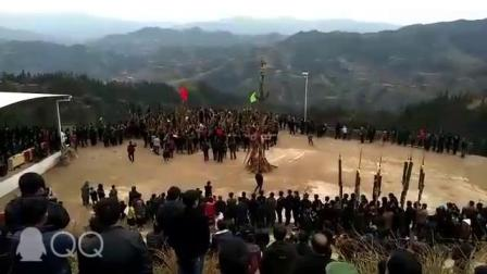 2018高培苗寨初六芦笙比赛 高培下寨VS红邓