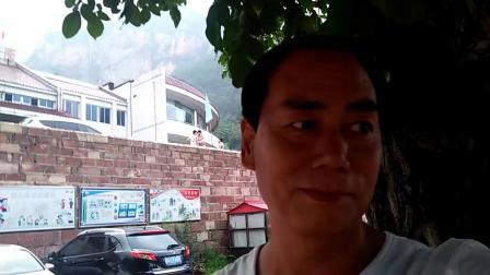 河北省石家庄赞皇县景点嶂石岩,钢铁厂王健先生48岁的故事,2018年8月4日,南马忖王先生记录生活每天,