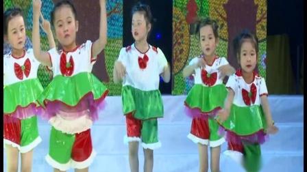 园内幼儿园2018年晚会舞蹈(吃葡萄不吐葡萄皮)