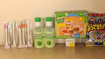 你子哥 伊藤园抹茶+日本食玩雪糕糖(第二季第4集)