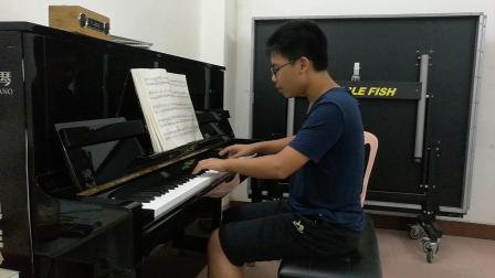 柯俊宇  贝多芬c小调奏鸣曲第一乐章(OP.10.NO.1