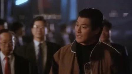 我在刘德华电影【龙腾四海】粤语中字截了一段小视频