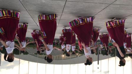 上海喜玛拉雅舞团学跳《愿永恒》