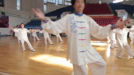 遂昌县武术协会成立十周年展演活动