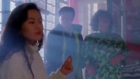 我在怀旧电影《富贵黄金屋》粤语截了一段小视频