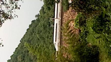 CRH-G1681次 厦门北-昆明南 南局福段