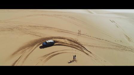 张掖高台沙漠拉力赛
